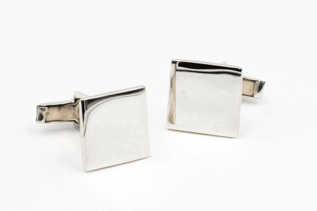Squared blatant cufflinks