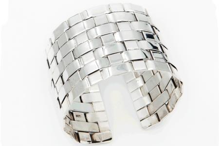 bracelet rigide panier...