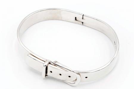 bracelet rigide ceinture large