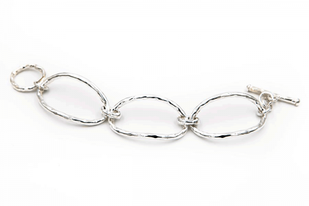 Big links bracelet (four...