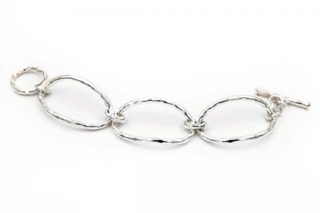 bracelet flexible 4 liens...