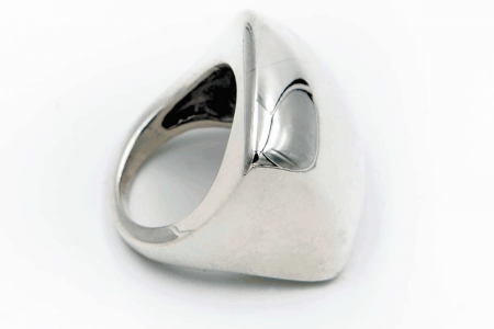 Wide convex squared ring